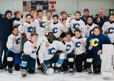 CT Flames Spring Hockey